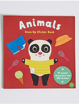 Marks and Spencer Animals Dress-Up Sticker Book