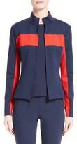 St. John Women's Sport Scuba Colorblock Jacket