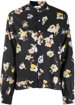 Hope Floral-Print Shirt