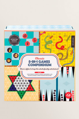 Seed Heritage Classic 8-In-1 Games