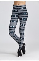The Upside Berber Stripe Yoga Pant