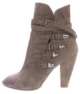 Camilla Skovgaard Buckle-Accented Ankle Boots