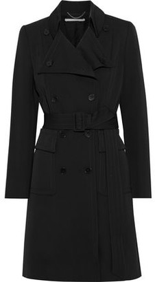 Stella McCartney Erika Wool-gabardine Trench Coat
