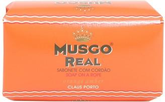 Musgo Real Orange Amber Soap