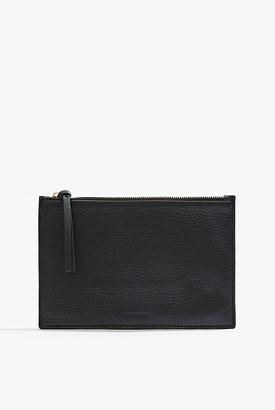 Country Road Large Zip Pouch