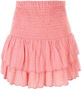 Etoile Isabel Marant Yoni skirt - women - Cotton - 36