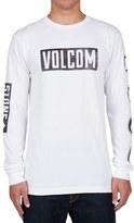 Volcom Men's 'Knock' Graphic Long Sleeve T-Shirt