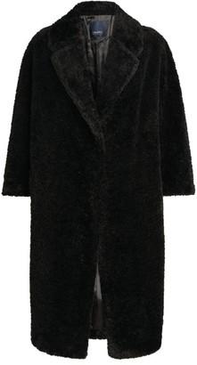 Max Mara Nava Faux Fur Coat