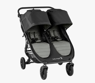 Pottery Barn Kids Baby Jogger City Mini GT2 Double Stroller
