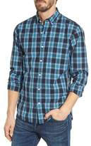Bonobos Slim Fit Washed Plaid Sport Shirt