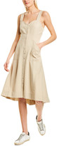 A.L.C. Varelli Midi Dress