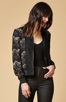 MinkPink Drama Queen Lace Bomber Jacket