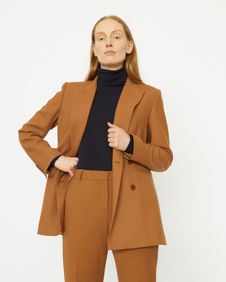 Jigsaw Double Breasted Tailored Jacket