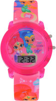 Character Girls Multicolor Strap Watch-Sns4043jc