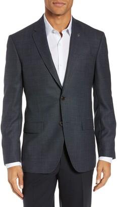 Ted Baker Jay Trim Fit Wool Blazer