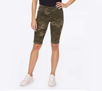 "NYDJ 13"" Pull-On Shorts"