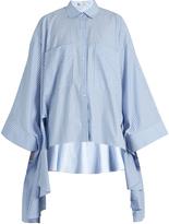 Palmer Harding PALMER/HARDING Poet patch-pocket cotton shirt