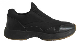 Christian Dior Black Polyester Trainers