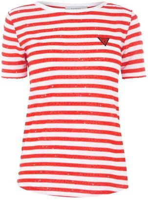GUESS Amaia Stripe T-Shirt
