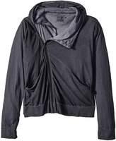 Nununu Dyed Hoodie Girl's Sweatshirt