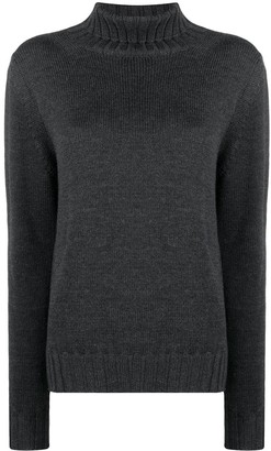 P.A.R.O.S.H. Knitted Roll Neck Jumper