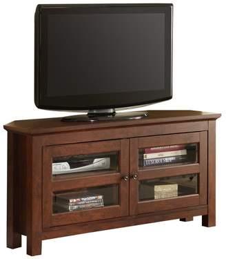 """Saracina Home Corner TV Stand 44"""""""
