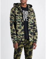 A Bathing Ape Camouflage-print Shell Hooded Jacket