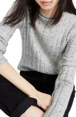 Madewell Donegal Evercrest Coziest Yarn Turtleneck Sweater
