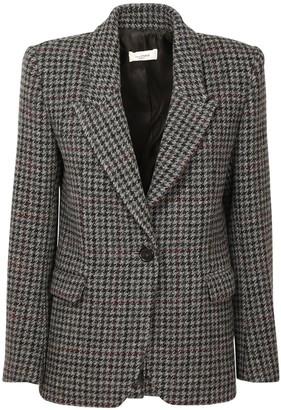 Etoile Isabel Marant Kerstin Wool Single Breast Jacket