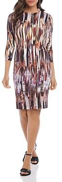 Karen Kane Printed Knit Dress