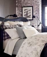 Ralph Lauren Home Hoxton graham flat sheet