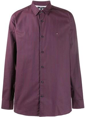 Tommy Hilfiger Striped Long-Sleeve Shirt