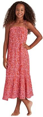 Billabong Kids For the Max Dress (Little Kids/Big Kids) (Peaceful Pink) Girl's Dress