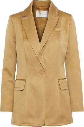 Zimmermann Fleeting Cotton-blend Twill Blazer