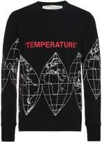 Off-White Black Map Print T-Shirt