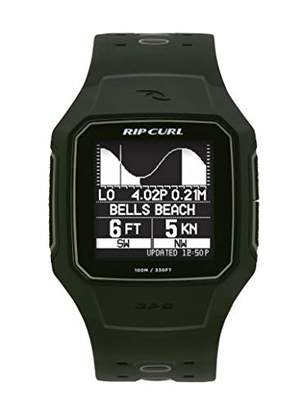 Rip Curl Analog-Quartz Watch with Rubber Strap