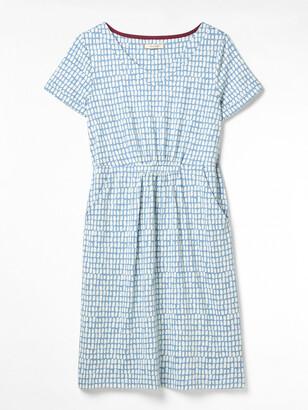 White Stuff Paddle Jersey Dress