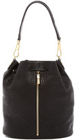 Elizabeth and James Cynnie Leather Sling Backpack
