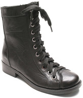 Two Lips Too JoJo Lace-Up Bootie