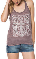 O'Neill Anchor Block Graphic Burnout Knit Tank
