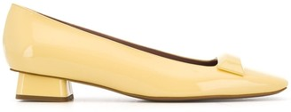 Rayne low heel ballerina shoes