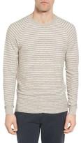 Billy Reid Men's Combo Stripe Crewneck Sweater