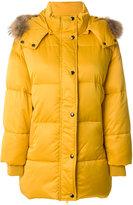 P.A.R.O.S.H. Peter coat - women - Polyester/Marmot Fur - XS