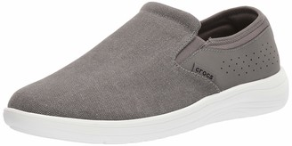 Crocs Men's Reviva Canvas Slip On Loafer