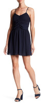 Collective Concepts Ruched Fit & Flare Dress