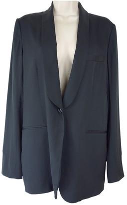 Jasmine Di Milo Black Silk Jacket for Women