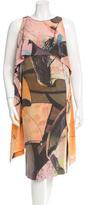 Jeremy Laing Two Piece Silk Dress w/ Tags