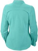 Columbia Silver Ridge Shirt - UPF 40, Stretch Ripstop, Roll-Up Long Sleeve (For Women)