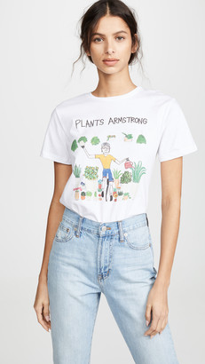 Unfortunate Portrait Plants Armstrong T-Shirt