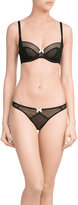L'Agent by Agent Provocateur Carla Non-Padded Blacony Bra
